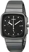 Rado Men's R28886182 R5.5 Analog Display Swiss Quartz Watch