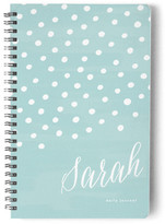 Minted Fresh Dots Day Planner, Notebook, or Address Book
