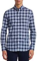 Ralph Lauren Purple Label Cameron Tartan Button-Down Shirt