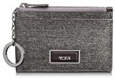 Tumi Women's Leather Card Case - Grey
