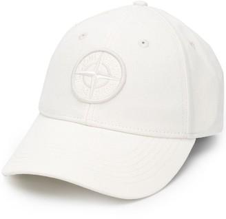 Stone Island Logo Patch Adjustable Baseball Cap