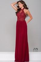 Jovani Halter Neckline Prom Dress JVN41442