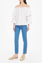 MiH Jeans Paris Staight Jeans