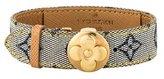 Louis Vuitton Mini Lin Wish Monogram Bracelet