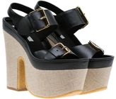 Stella McCartney Wedge Sandals