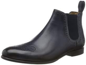 Melvin & Hamilton Women's Sally 16 Chelsea Boots Blue Size: 6 UK