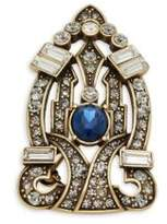 Heidi Daus Faceted Crystal Pin