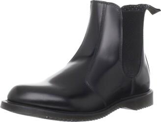 Dr. Martens Women's Leather Flora Chelsea Boot
