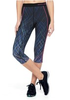 Juicy Couture Sport Laser Skies Capri Legging