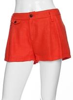 Rag & Bone Tennis Linen Shorts