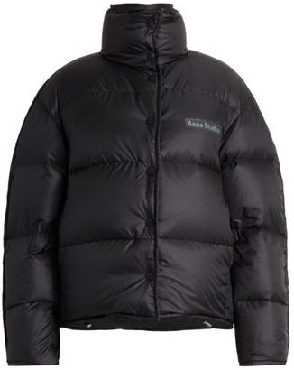 Acne Studios Down Nylon Puffer Jacket