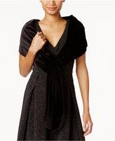 SL Fashions Velvet Shawl