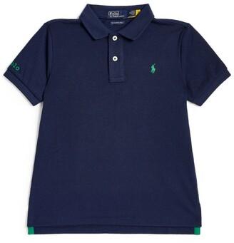 Ralph Lauren Kids Cotton Polo Shirt (5-7 Years)