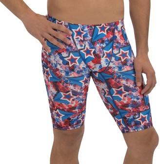 Dolfin Uglies Men's Liberty Printed Jammer Swimsuit