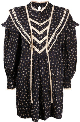 Etoile Isabel Marant Rebel mini dress