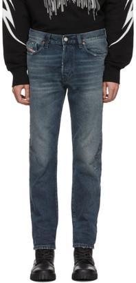 Diesel Blue Mharky Jeans