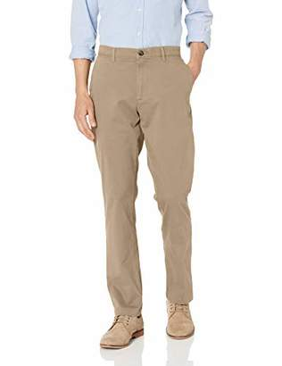Amazon Essentials Athletic-Fit Broken-in Chino Pant35W x 28L