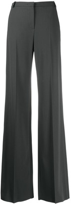 Emporio Armani Wide-Leg High Waist Trousers