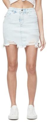 Ga Final Bombshell Skirt - Blue301
