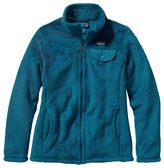 Patagonia Girls' Full-Zip Re-Tool Fleece Jacket