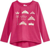 Epic Threads Tiaras T-Shirt, Toddler Girls (2T-5T), Created for Macy's