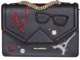 Karl Lagerfeld K/paris Shoulder Bag