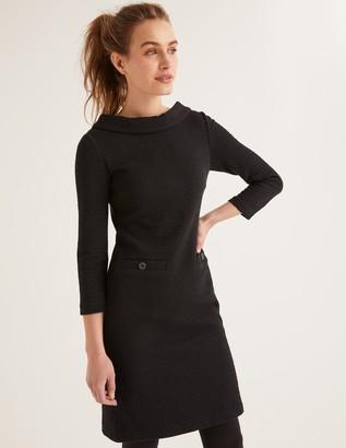 Boden Bessie Jacquard Dress
