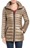 Bernardo Down & PrimaLoft ® Fill Quilted Jacket