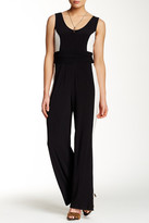 Muse M3038M Scoop Neck Jersey Jumpsuit