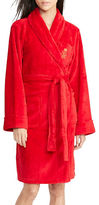 Lauren Ralph Lauren Plush Fleece Robe