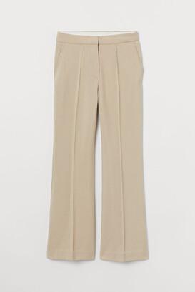 H&M Flared Suit Pants