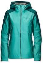 L.L. Bean L.L.Bean TEK O2 3L Storm Jacket, Colorblock