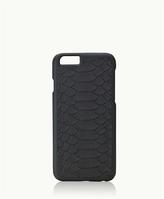 GiGi New York iPhone 6/6s Hard-Shell Case Embossed Python