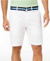 Club Room Men's Slim-Fit Stretch Shorts, Only at Macy's