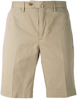 Hackett bermuda shorts - men - Cotton/Spandex/Elastane - 33