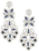 Cezanne Bow Lace Chandelier Earrings