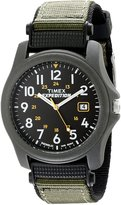 Timex Men's T42571 Expedition Camper Nylon Strap Watch