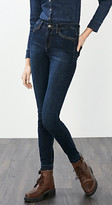 Esprit High-waisted stretch denim jeans