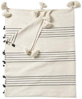 Serena & Lily Casablanca Pinstripe Throw