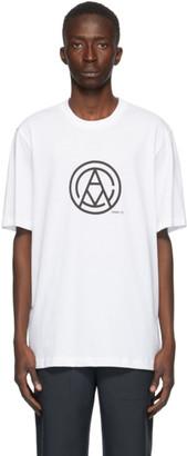 Oamc White Mono T-Shirt