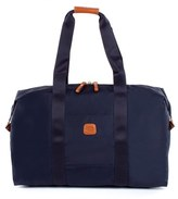 Bric's 'X-Bag' Folding Duffel Bag - Blue