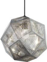 Tom Dixon Etch Pendant Light - Steel