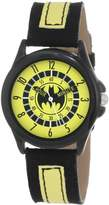 Batman Kids' BAT5003 Black Time Teacher Watch