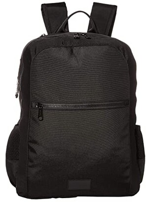 Vera Bradley ReActive Grand Backpack (Black) Backpack Bags