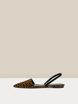 Diane von Furstenberg Koko Suede Slingback Flats