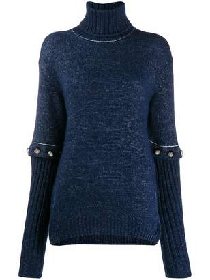Chloé Alpaca Turtleneck Sweater