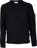 Stone Island Roll Collar Sweater