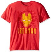Marvel Men's Simple Man 2 Short Sleeve T-Shirt