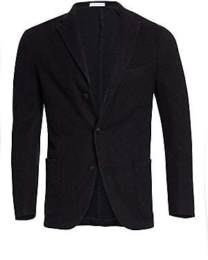Boglioli Men's Plush Wool Jacket