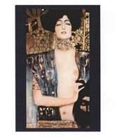 Gustav 1art1 Posters Klimt Poster Art Print - Judith I, 1901 (20 x 16 inches)